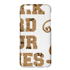 Work Hard Your Bones Apple Iphone 6 Plus/6s Plus Hardshell Case by Melcu