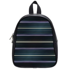 Modern Abtract Linear Design School Bag (small) by dflcprints