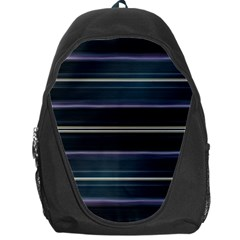 Modern Abtract Linear Design Backpack Bag by dflcprints
