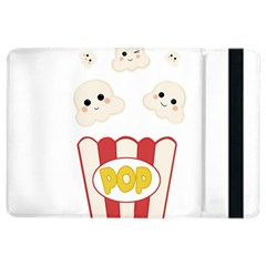Cute Kawaii Popcorn Ipad Air 2 Flip by Valentinaart