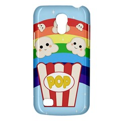 Cute Kawaii Popcorn Galaxy S4 Mini by Valentinaart