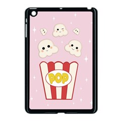 Cute Kawaii Popcorn Apple Ipad Mini Case (black)