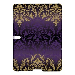 Art Nouveau,vintage,damask,gold,purple,antique,beautiful Samsung Galaxy Tab S (10 5 ) Hardshell Case  by 8fugoso