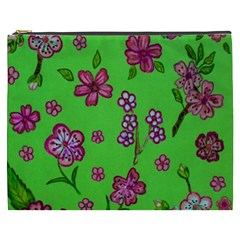 Visions Of Pink Cosmetic Bag (xxxl)  by dawnsiegler