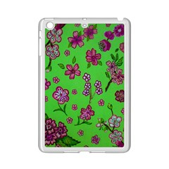 Visions Of Pink Ipad Mini 2 Enamel Coated Cases by dawnsiegler