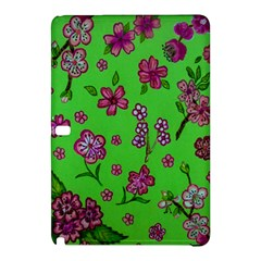 Visions Of Pink Samsung Galaxy Tab Pro 12 2 Hardshell Case by dawnsiegler