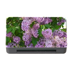 Lilacs 2 Memory Card Reader With Cf by dawnsiegler