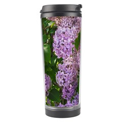 Lilacs 2 Travel Tumbler by dawnsiegler