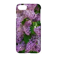 Lilacs 2 Apple Iphone 7 Hardshell Case by dawnsiegler