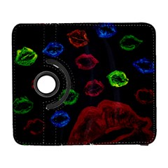 Hot Lips Galaxy S3 (flip/folio) by dawnsiegler