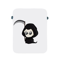 Cute Grim Reaper Apple Ipad 2/3/4 Protective Soft Cases