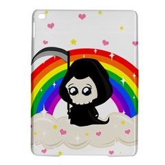 Cute Grim Reaper Ipad Air 2 Hardshell Cases by Valentinaart