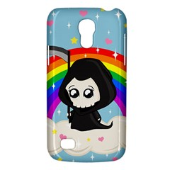 Cute Grim Reaper Galaxy S4 Mini by Valentinaart