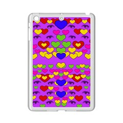 I Love This Lovely Hearty One Ipad Mini 2 Enamel Coated Cases by pepitasart