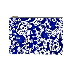 Direct Travel Cosmetic Bag (large)  by MRTACPANS
