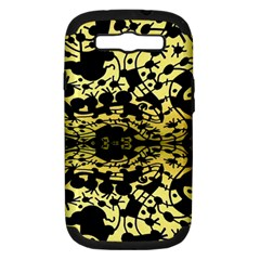 Dna Diluted Samsung Galaxy S Iii Hardshell Case (pc+silicone)
