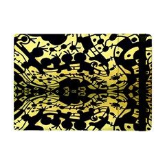Dna Diluted Apple Ipad Mini Flip Case by MRTACPANS