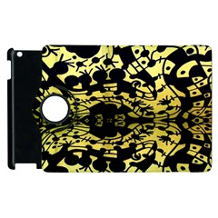 Dna Diluted Apple Ipad 2 Flip 360 Case by MRTACPANS