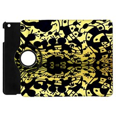 Dna Diluted Apple Ipad Mini Flip 360 Case by MRTACPANS