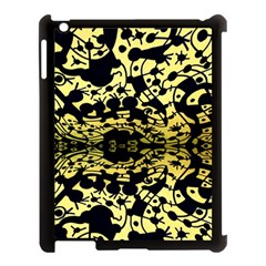 Dna Diluted Apple Ipad 3/4 Case (black) by MRTACPANS