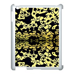 Dna Diluted Apple Ipad 3/4 Case (white) by MRTACPANS