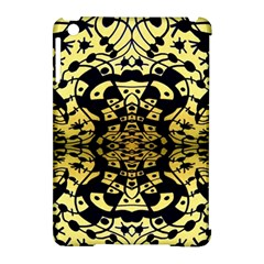 Dna Round Off Apple Ipad Mini Hardshell Case (compatible With Smart Cover) by MRTACPANS