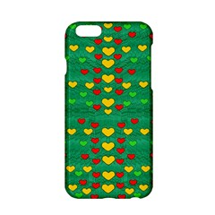 Love Is In All Of Us To Give And Show Apple Iphone 6/6s Hardshell Case by pepitasart