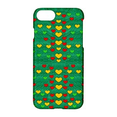 Love Is In All Of Us To Give And Show Apple Iphone 7 Hardshell Case
