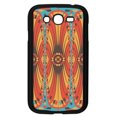 Geometric Extravaganza Pattern Samsung Galaxy Grand Duos I9082 Case (black) by linceazul