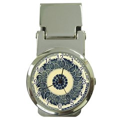 Background Vintage Japanese Money Clip Watches