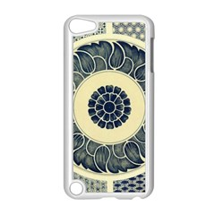 Background Vintage Japanese Apple Ipod Touch 5 Case (white)