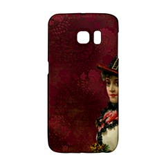 Vintage Edwardian Scrapbook Galaxy S6 Edge