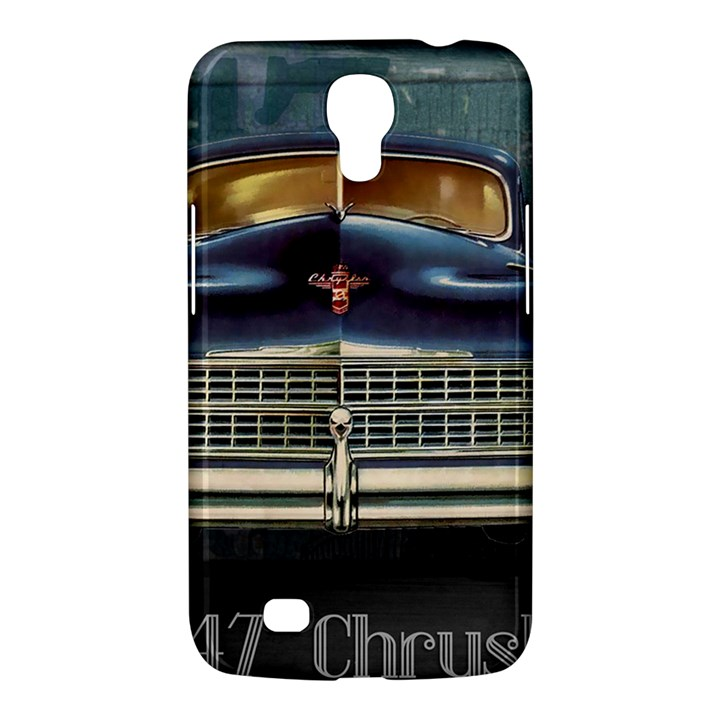 Vintage Car Automobile Samsung Galaxy Mega 6.3  I9200 Hardshell Case