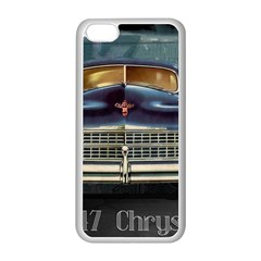 Vintage Car Automobile Apple Iphone 5c Seamless Case (white)