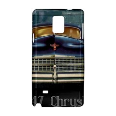 Vintage Car Automobile Samsung Galaxy Note 4 Hardshell Case
