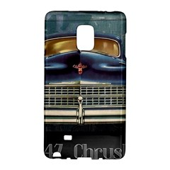 Vintage Car Automobile Galaxy Note Edge by Nexatart