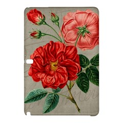 Flower Floral Background Red Rose Samsung Galaxy Tab Pro 12 2 Hardshell Case by Nexatart