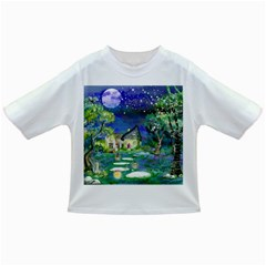 Background Fairy Tale Watercolor Infant/toddler T Shirts