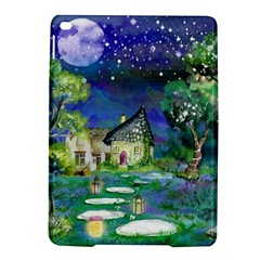 Background Fairy Tale Watercolor Ipad Air 2 Hardshell Cases by Nexatart