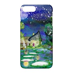 Background Fairy Tale Watercolor Apple Iphone 8 Plus Hardshell Case