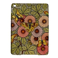 Flower Butterfly Cubism Mosaic Ipad Air 2 Hardshell Cases