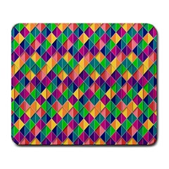 Background Geometric Triangle Large Mousepads