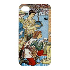 Vintage Princess Prince Old Apple Iphone 4/4s Hardshell Case by Nexatart