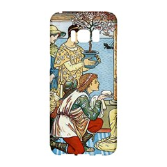 Vintage Princess Prince Old Samsung Galaxy S8 Hardshell Case
