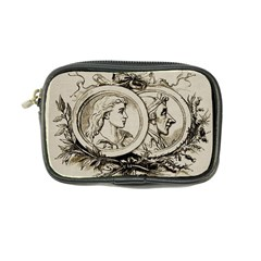 Young Old Man Weird Funny Coin Purse