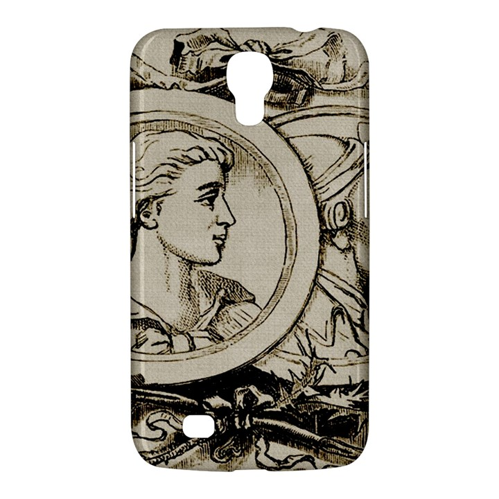 Young Old Man Weird Funny Samsung Galaxy Mega 6.3  I9200 Hardshell Case