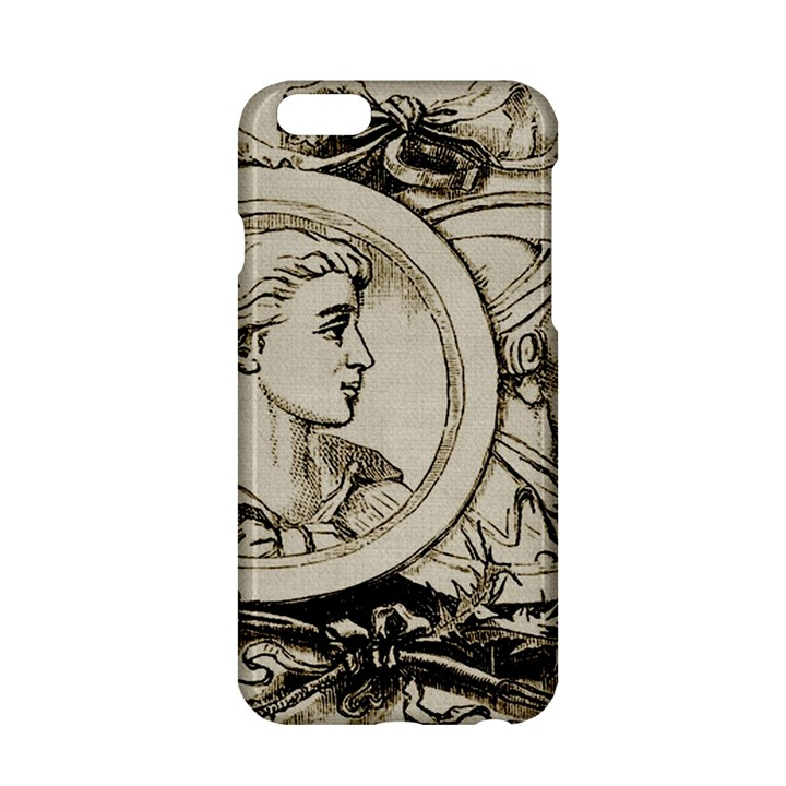 Young Old Man Weird Funny Apple iPhone 6/6S Hardshell Case