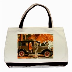 Car Automobile Transport Passenger Basic Tote Bag by Nexatart