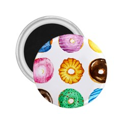 Donuts 2 25  Magnets by KuriSweets