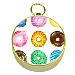 Donuts Gold Compasses by KuriSweets